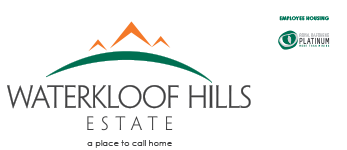 Waterkloof Hills Estate Logo